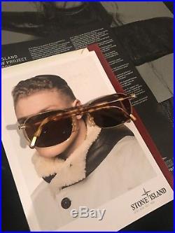 100% Authentic Vintage Cartier Aube Eyeglasses Sunglasses RARE Great Condition
