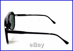 1980s Ray Ban Bausch & Lomb B&L Large Aviator Sunglasses A/L1567 with Case France