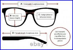 ALAIN MIKLI PARIS occhiali da vista 1138 col. 1603 VINTAGE90s Hand Made in France