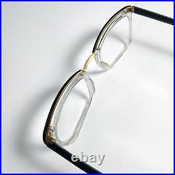 ALF L'AMY Eyewear CRISTINA Gold Plated. RARE Vintage glasses frame 50s 60s