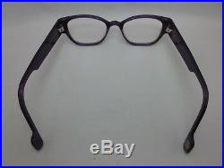 ANNE ET VALENTIN Eyeglasses Frame ROMANCE 0801 Absolute Vintage Collection Case