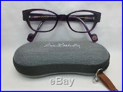 ANNE ET VALENTIN Eyeglasses ROMANCE 0801 With Case ABSOLUTE VINTAGE Collection