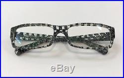 Alain Mikli A0704 21 Eyeglasses Multicolor Frame Vintage 55mm