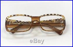 Alain Mikli A0785 15 Eyeglasses Multicolor Frame Vintage 57mm