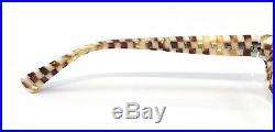 Alain Mikli AL0705 0016 Eyeglasses Multicolor Frame Vintage 58mm
