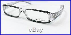 Alain Mikli AL0779 0001 Eyeglasses Crystal Clear Black Frame Vintage 55mm