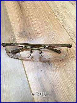 Alain Mikli Eyeglasses A052415 Size 52-17-130 Hand Made France Vintage Retro