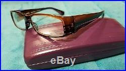 Alain Mikli Eyeglasses A067659 Size 52-14-135 Hand Made in France Vintage Retro