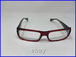 Alain Mikli Eyeglasses Frame France Paris A0324-18 56-17-135 Gray Red XK53