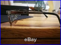 Alain Mikli Eyeglasses fFrames Model AM. 86 Color Gunmetal NOS S. Rare LAST ONE