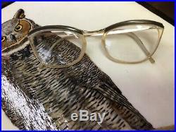 Amor Vintage Eyeglasses eye glasses 1950s cats eye French geek