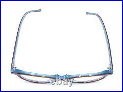 Anne Et Valentin NEW Vintage ZOFIA Orange Eyeglasses Frames France 50-16 135