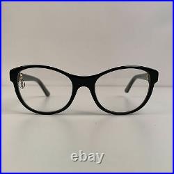Authentic Cartier Paris Mint Eyeglasses Trinity Louise T8101008 50-18 140mm