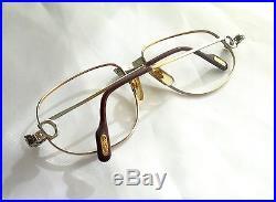 Authentic Cartier Romance Limited Edition Vintage Fashion Eyeglasses