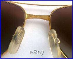 Authentic Cartier Santos-Dumont Aviator Polarized Sunglasses 58MM