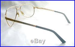 Authentic Cartier Santos Dumont Aviator Sunglasses Frames