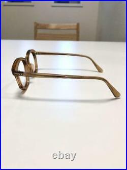 Avant-Garde Dead Stock 1950s Vintage Eyeglasses Frame Made in France F/S from JP