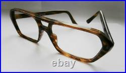BNIP Vintage 1960's Tortoiseshell Brown Men's Spectacle Frames Genuine Deadstock