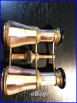Bailey, Banks & Biddle Opera Glasses / Antique / Early 1900's / Made in France