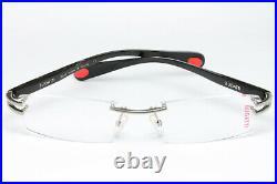 Bugatti 408-25 Original Glasses Eyeglasses Gold Filled Horn Rimless Vintage