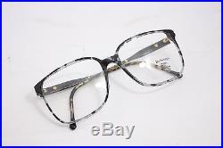 Burberrys of London B23 12 57mm Vintage Eyeglasses Made in France Marble Grey