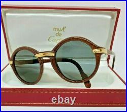 CARTIER Convertible Vintage Sunglasses Collectible NOS