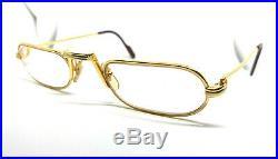 CARTIER DEMI LUNE LOUIS Reading Glassess Vintage Eyeglasses Sunglasses Quavo