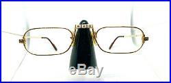 CARTIER DEMI LUNE SANTOS Reading Glassess Vintage Eyeglasses Sunglasses Quavo