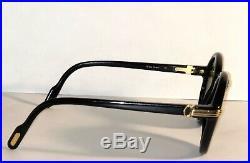 Cartier Cabriolet 80s! Vintage Eyeglasses Sz 52-22 Original Lens! Rare Cazal, fred