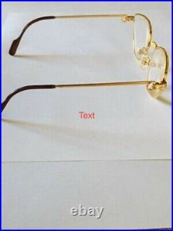 Cartier Eyeglasses Vintage