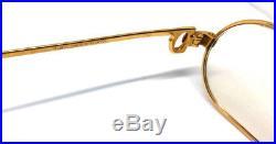 Cartier Must Louis Vintage! Eyeglasses / Sunglasses Panthere trinity Santos