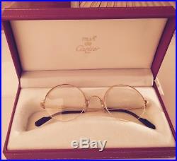 Cartier Myfair Louis Vintage Sunglasses Lunettes Sonnenbrille Eyeglasses