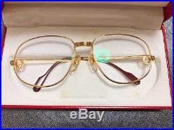 e0d1648d4477 Cartier Romance Louis Vintage Eyeglasses   Sunglasses Trinity Drake Migos  hiphop