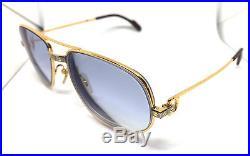 Cartier Romance Santos With Case Vintage! Eyeglasses / Sunglasses Louis Panthere