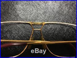 Cartier Tank Vintage Eyeglasses / Sunglasses Trinity