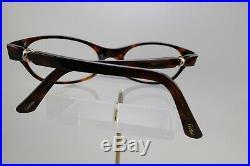 Cartier Trinity Tortoise Eyeglasses Handmade France Authentic