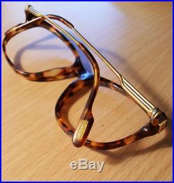 Cartier tortoise shell reading glass frames