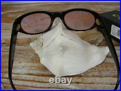 Caviar Eyeglasses Austria Crystal Black Frames France M3250