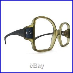 Christian Dior K4011 Eyeglasses Montatura Occhiali Frame Anni 80 Vintage France