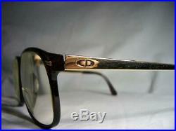 Christian Dior Monsieur, 22 kt gold plated, eyeglasses, men's, women's, unisex