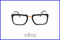 Classic 1960s combo Vintage mens eyeglasses gold-filled Mod. Manager by Selecta