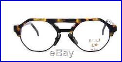 Club LA 1923 Vintage European Men's Women's Statement Eyeglasses Frames France