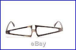 Design auth. Natur Horn eyeglasses by Tilmann Grawe Paris, N54