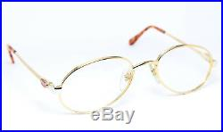 ETTORE BUGATTI 05708 Vintage Eyeglasses Frame Brille Lunettes Gafas Occhiali