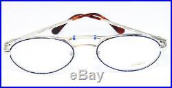 ETTORE BUGATTI 13438 Vintage Eyeglasses Frame Brille Lunettes Gafas Occhiali