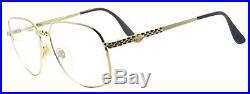 ETTORE BUGATTI EB 500 0104 58mm Vintage Eyewear RX Optical FRAMES Eyeglasses-NOS