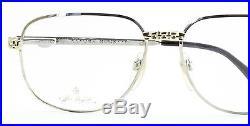 ETTORE BUGATTI EB 500 0105 56mm Vintage Eyewear RX Optical FRAMES Eyeglasses-NOS