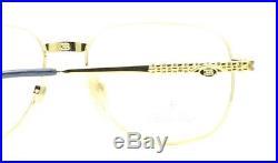 ETTORE BUGATTI EB 500 0301 54mm Vintage Eyewear RX Optical FRAMES Eyeglasses-NOS