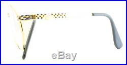 ETTORE BUGATTI EB 505 0106 56mm Vintage Eyewear RX Optical FRAMES Eyeglasses-NOS