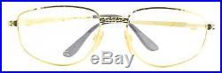 ETTORE BUGATTI EB 506 0106 55mm Vintage Eyewear RX Optical FRAMES Eyeglasses-NOS